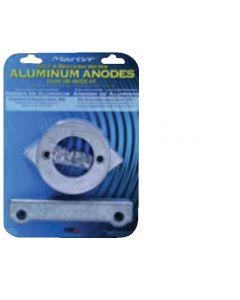 Anodi in alluminio Volvo 280