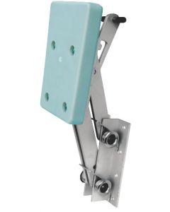 Supporto articolato alluminio