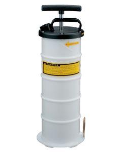 Pompa di svuotamento manuale