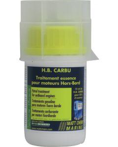 Trattamento della benzina H.B. CARBU 125ml