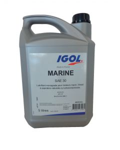 Olio IGOL MARINo  SAE30