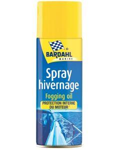 Spray rilascio invernale interno